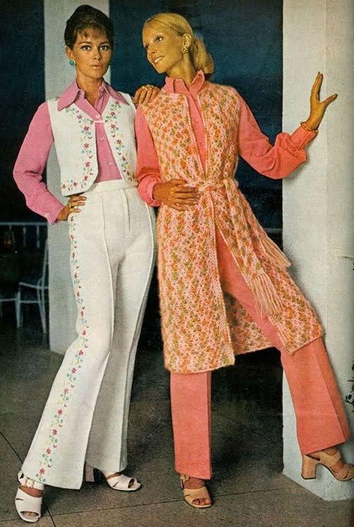 Super Seventies 1970s Fashion Women 1970s Fashion 70s Inspired Fashion