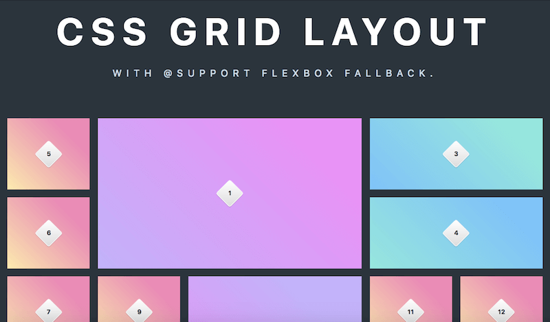 The CSS Grid Challenge: Build A Template, Win Some Smashing