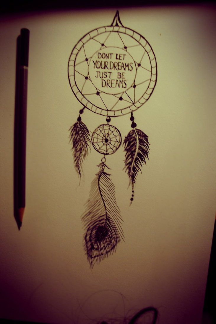 Simple Dream Catcher Tattoos Tattoo DreamCatcher by RachelTheNinja on deviantART Ink junky 33