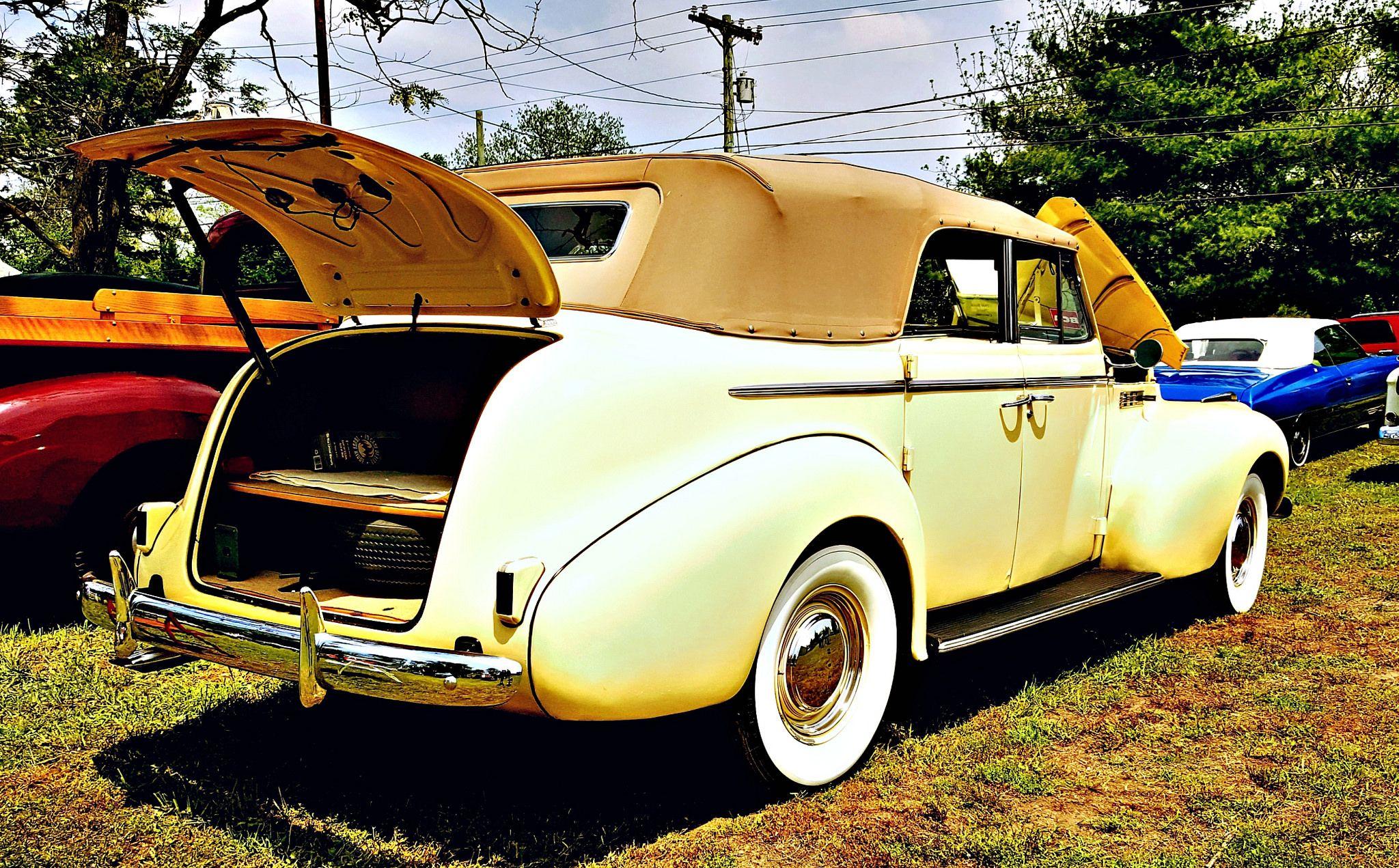 1940 Buick Phaeton | Delaware and Cars