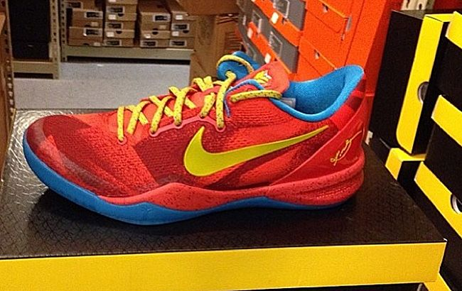 """outlet store 0f8fe a2db0 Nike Kobe 8 """"Year of the Horse"""" (First Look)"""