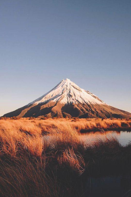 Mystical MT. TARANAKI / MT. EGMONT