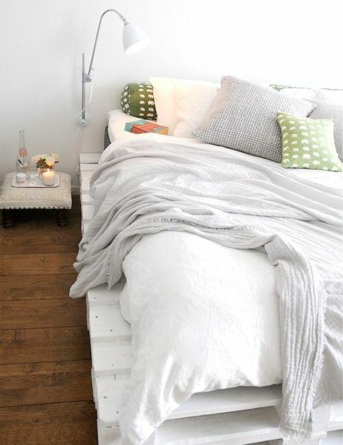 Möbel aus Holz Paletten u2013 46 einzigartige Tipps für Sie - möbel - runde betten schlafzimmer moebel ideen