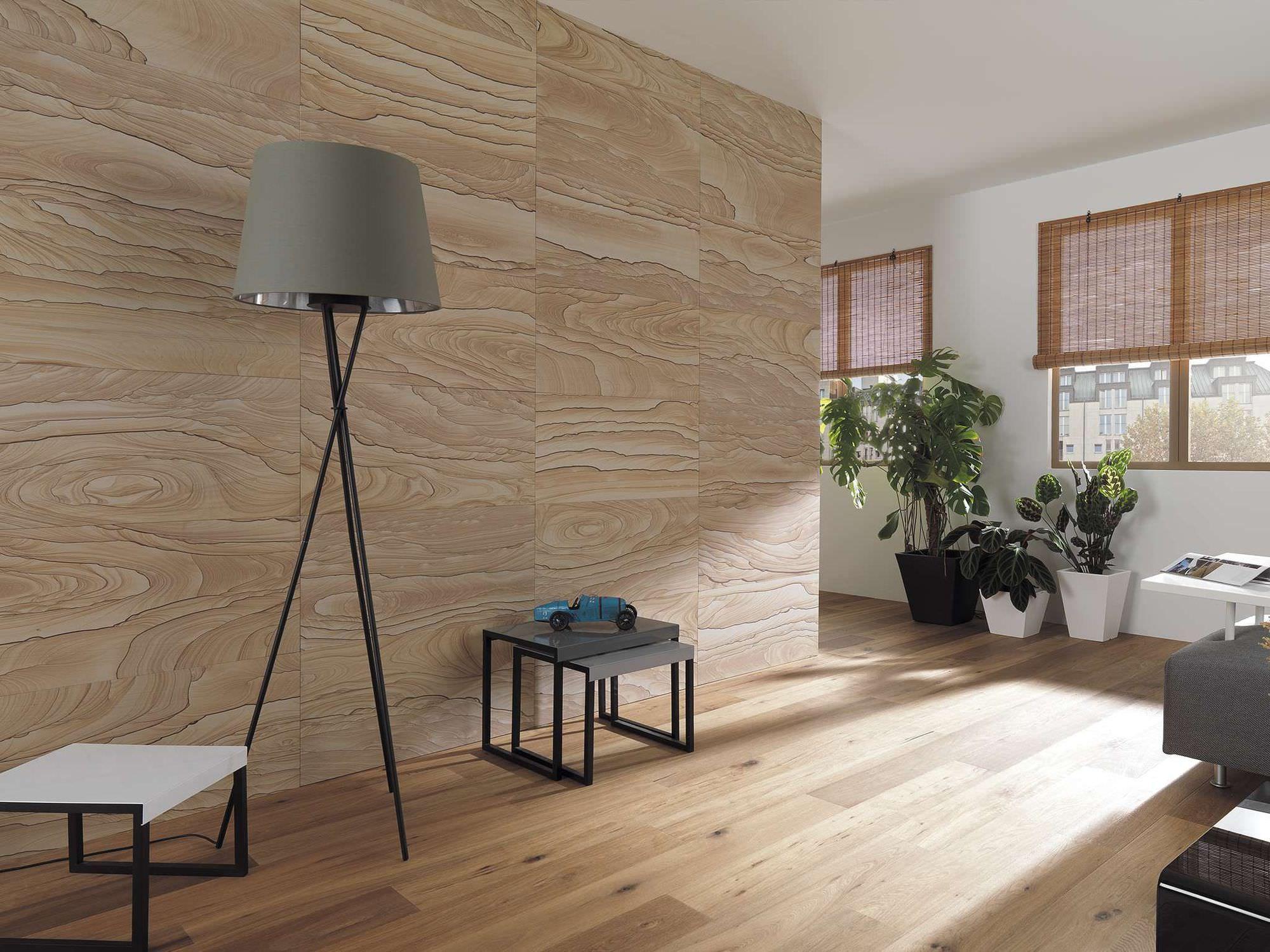 Indoor tile for bathrooms wall mounted sandstone for Suelo marmol beige
