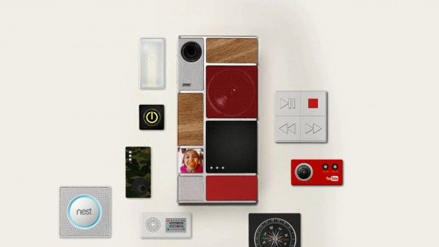 Project Ara - modulares Smartphone von Google