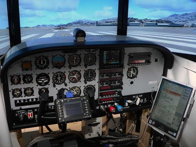 Quot Cessna C 172 C 182 C 182 Rg Cockpit For Flight