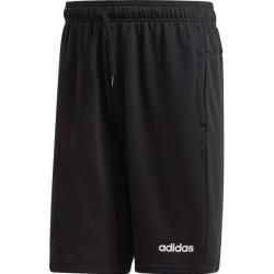 Adidas Herren Essentials Plain French Terry Shorts, Größe Xl in Black, Größe Xl in Black adidas