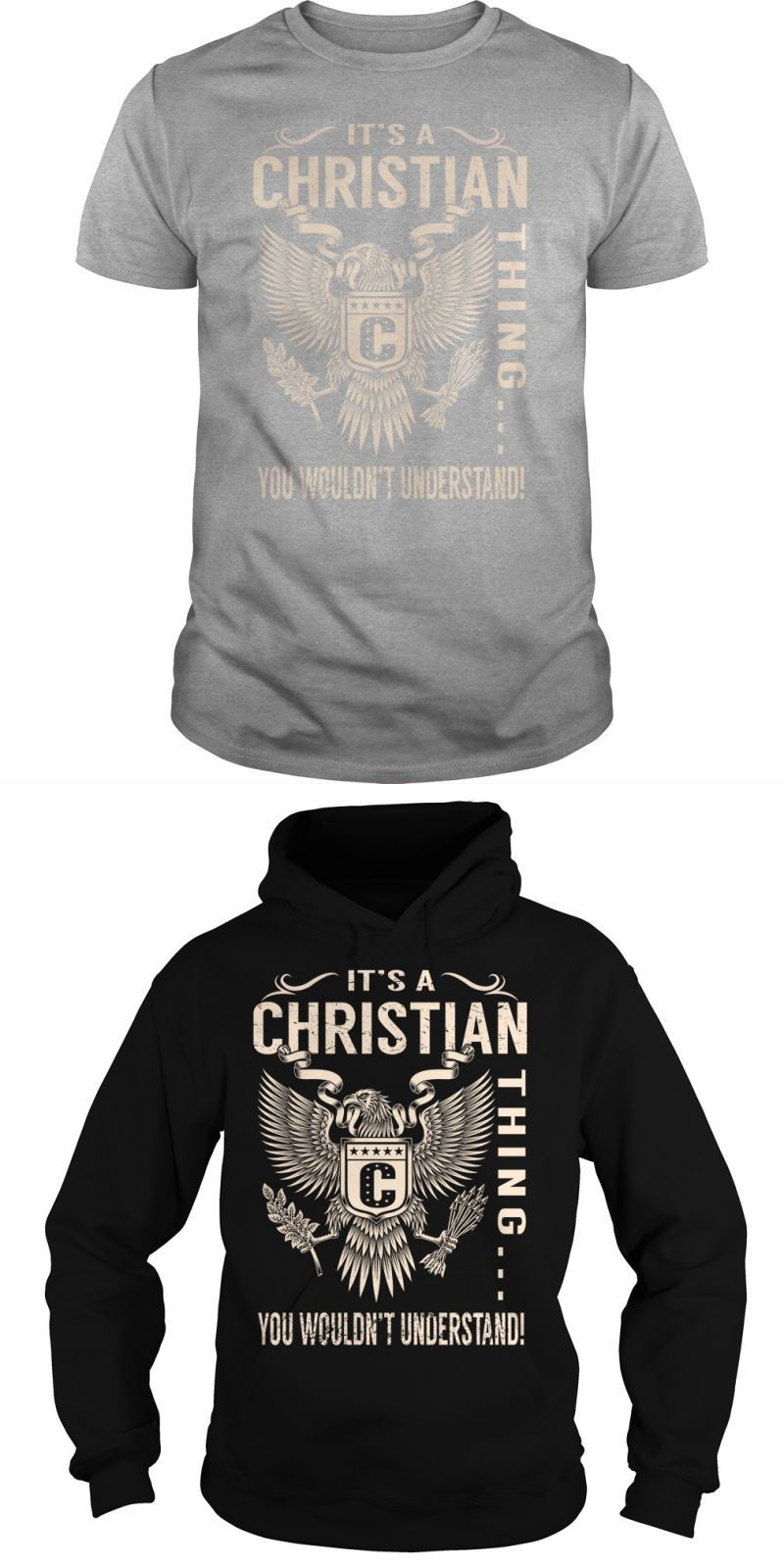 Its A Christian Thing You Wouldnt Understand #8211; Last Name ...