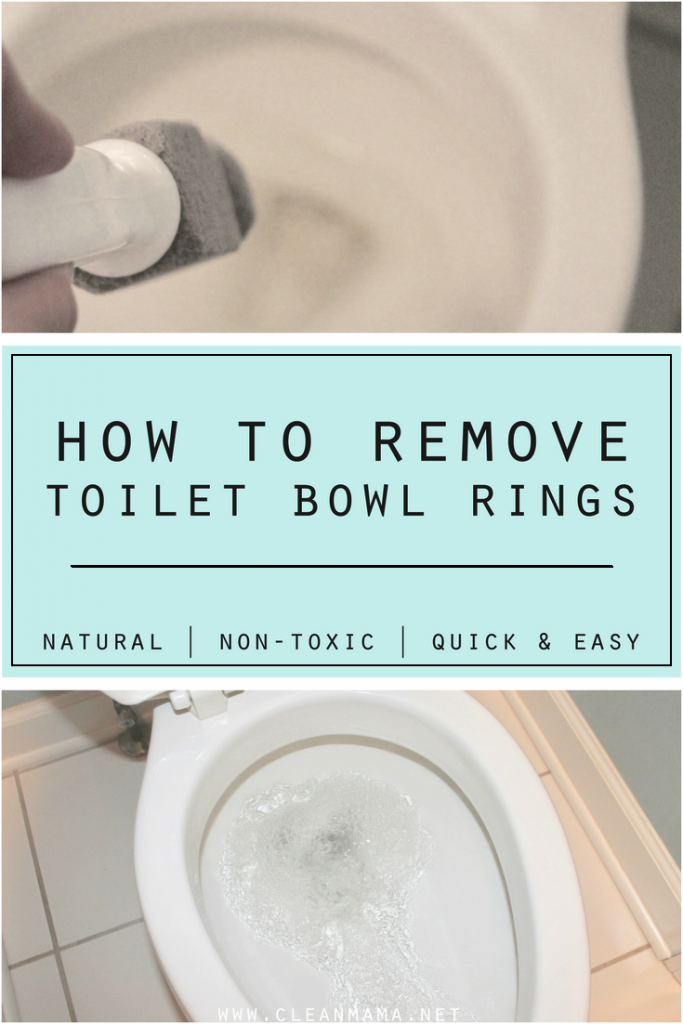 The Best Way To Remove Toilet Bowl Rings  Toilet Bowl Ring Clean Fascinating Best Way To Clean Bathroom Decorating Design