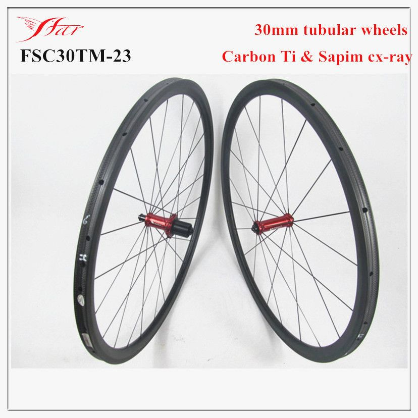 Original Imported From Italy Carbon Ti Hubs Black And Red Colors