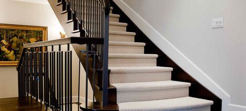 How To Fix Staircase Carpets Damaged By Pets Carpet Repair | Fixing Carpet On Stairs | Wood | Staircase | Runner | Stair Nosing | Install