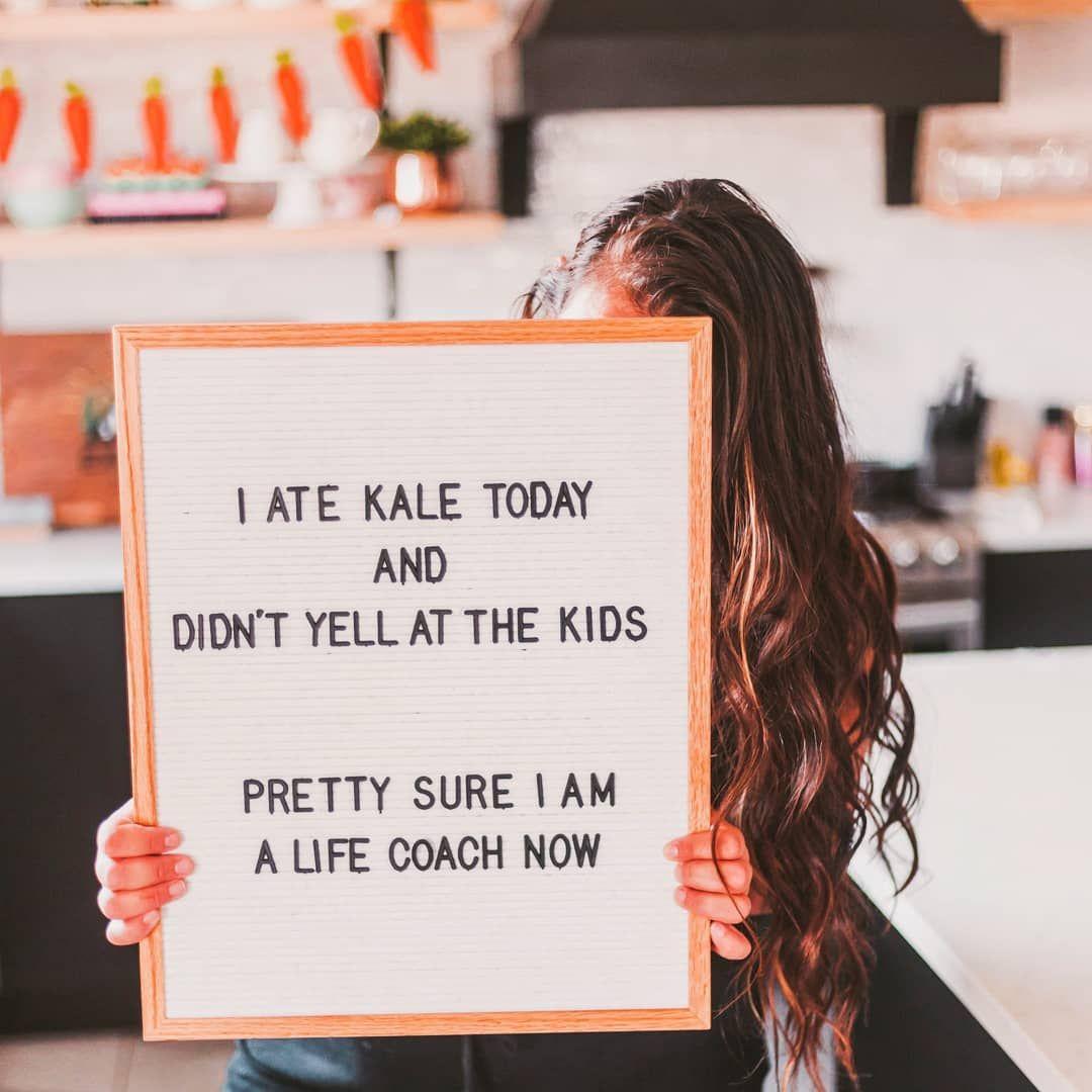 Life Coach Momlife Motherhood Letterboard Funny Quote Meme Life Coach Quotes Life Coach Coach Quotes