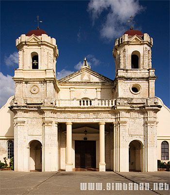 The Old Church Of Talisay City In Cebu Simbahan Cebu President Of The Philippines Philippines