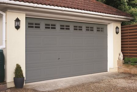 Image Result For Charcoal Gray Garage Doors Garage Door Styles