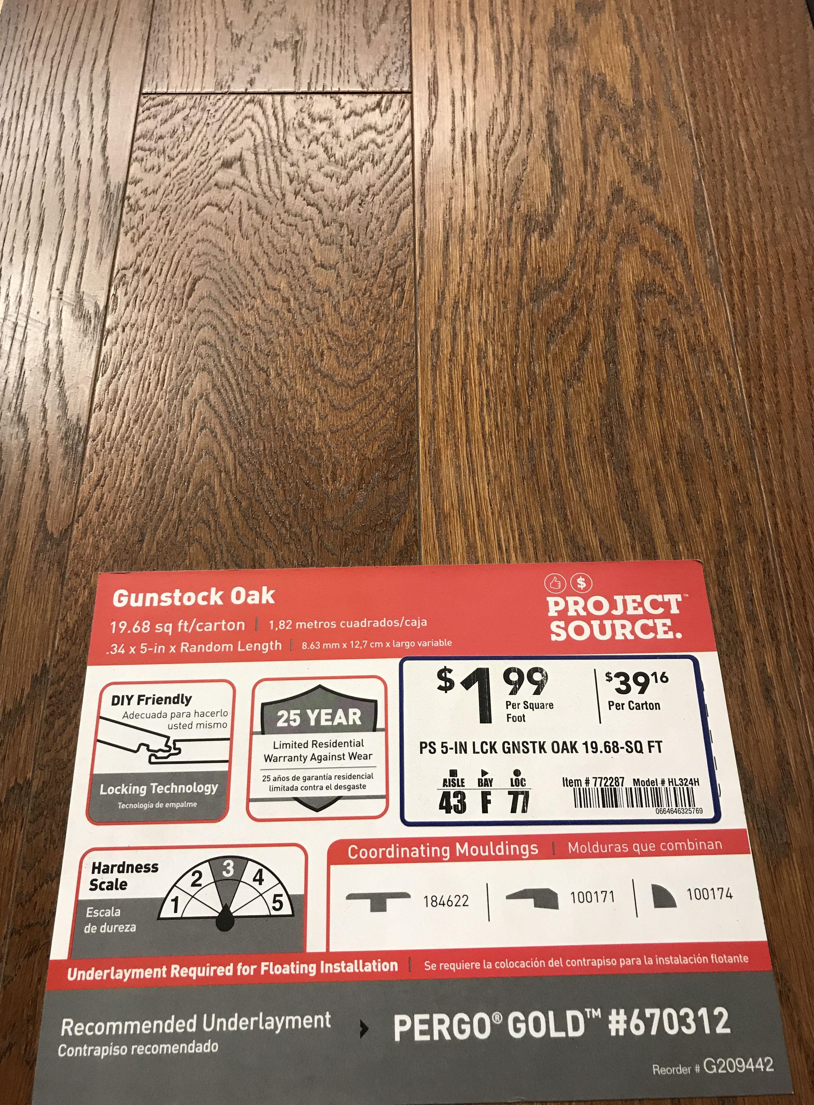 engineered hardwood flooring plus .55 per/sqft