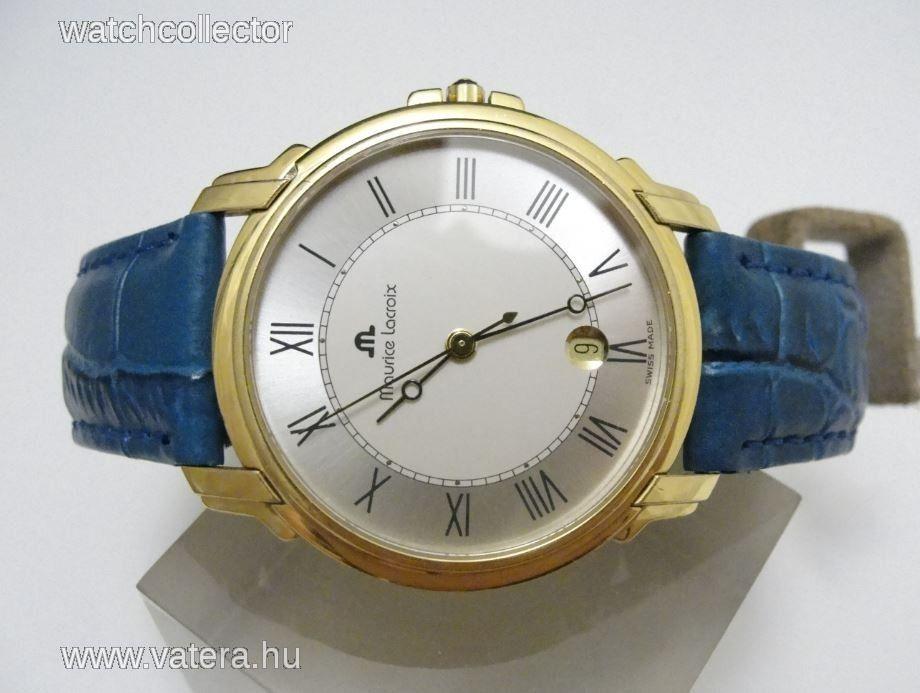 Maurice Lacroix svájci luxus férfi karóra óra NMÁ - 6000 Ft - Nézd meg Te is 3aa0916666