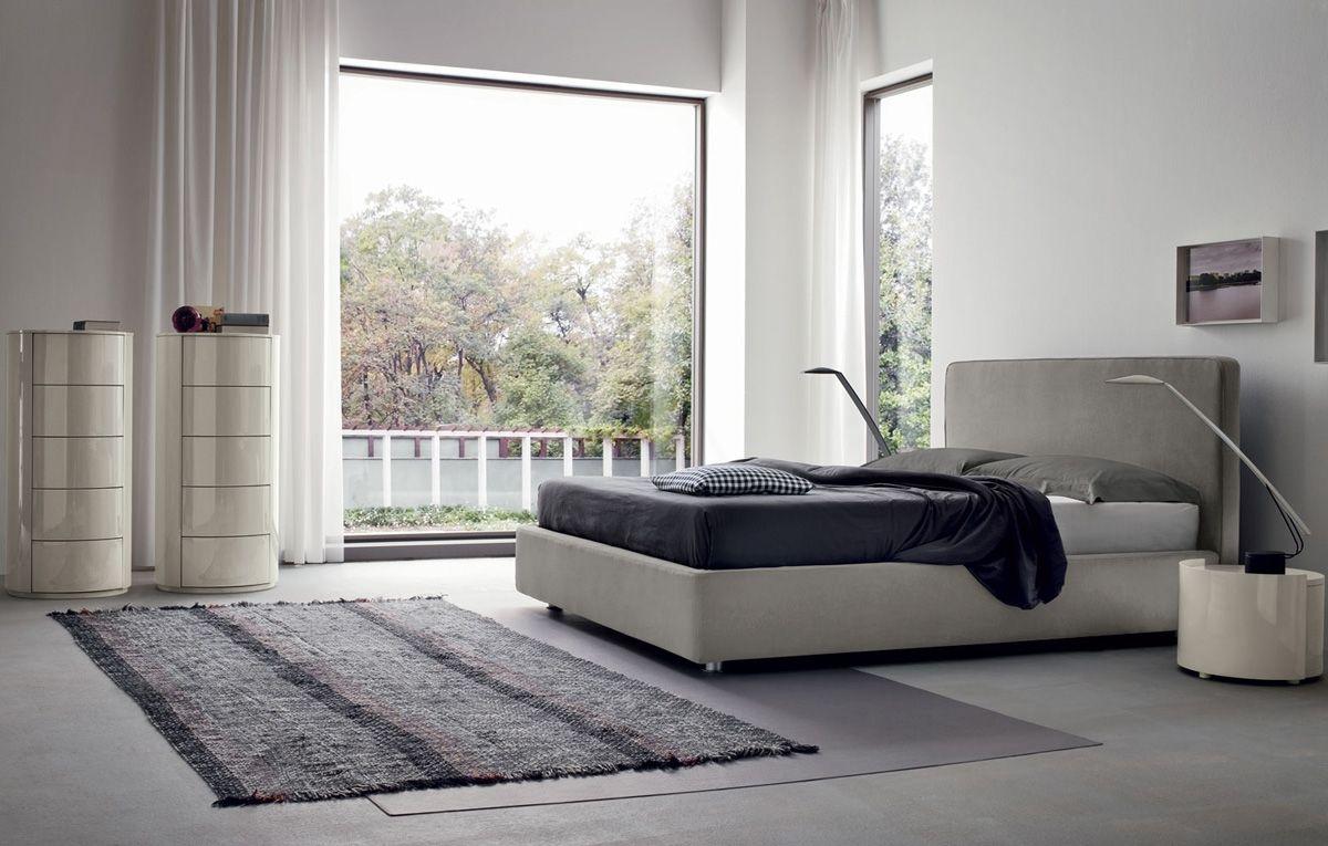 Teo dall agnese teo ist das bett von der minimalistisch ideal für