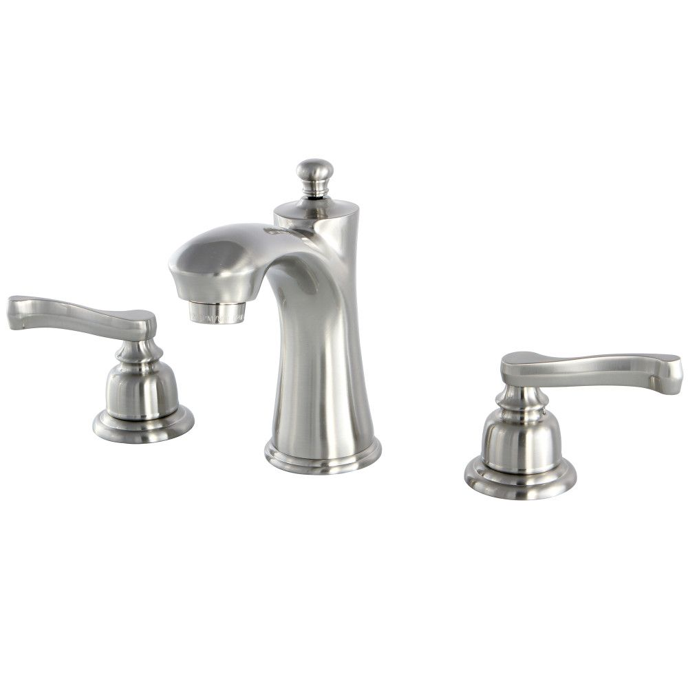 victorian in faucet drain watersense pd bathroom delta shop stainless included centerset handle
