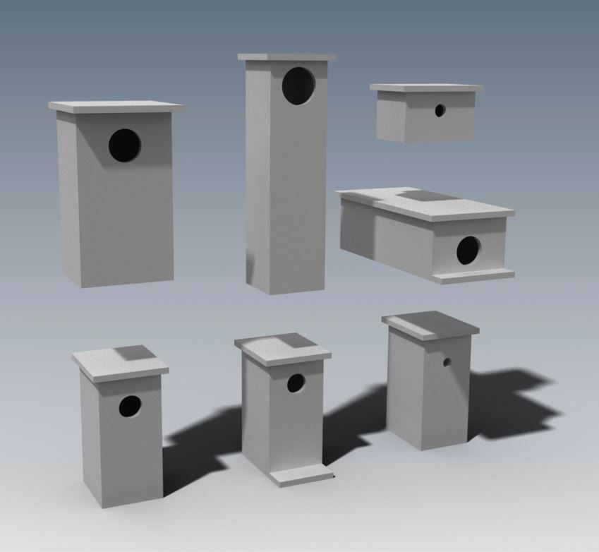 Possum Box Plans Details About Building Plans For Possum Box  Rosella  Bird