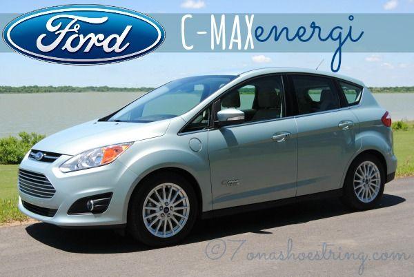 Ford C Max Energi Hybrid Vehicle Hybrid Car Ford Vehicles