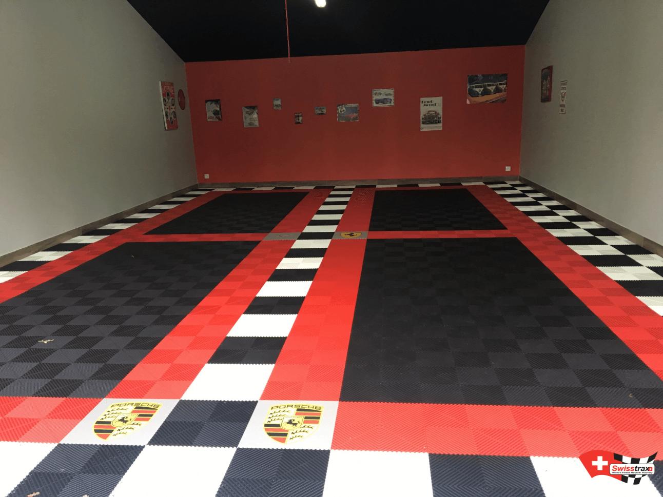 Revetement De Sol Pour Garage a la recherche de dalles de sol pour garage ? profitez de la
