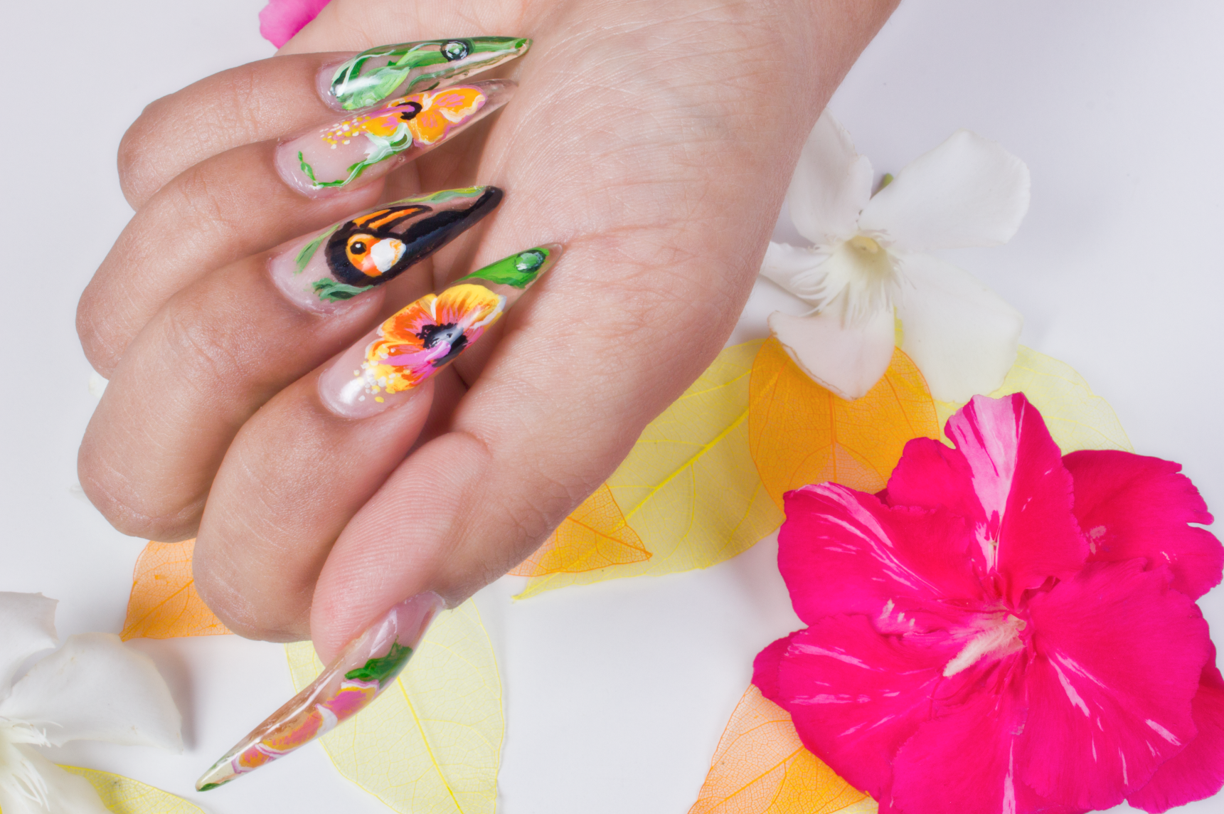 Nail Art Painter | Nail Art Painter | Pinterest