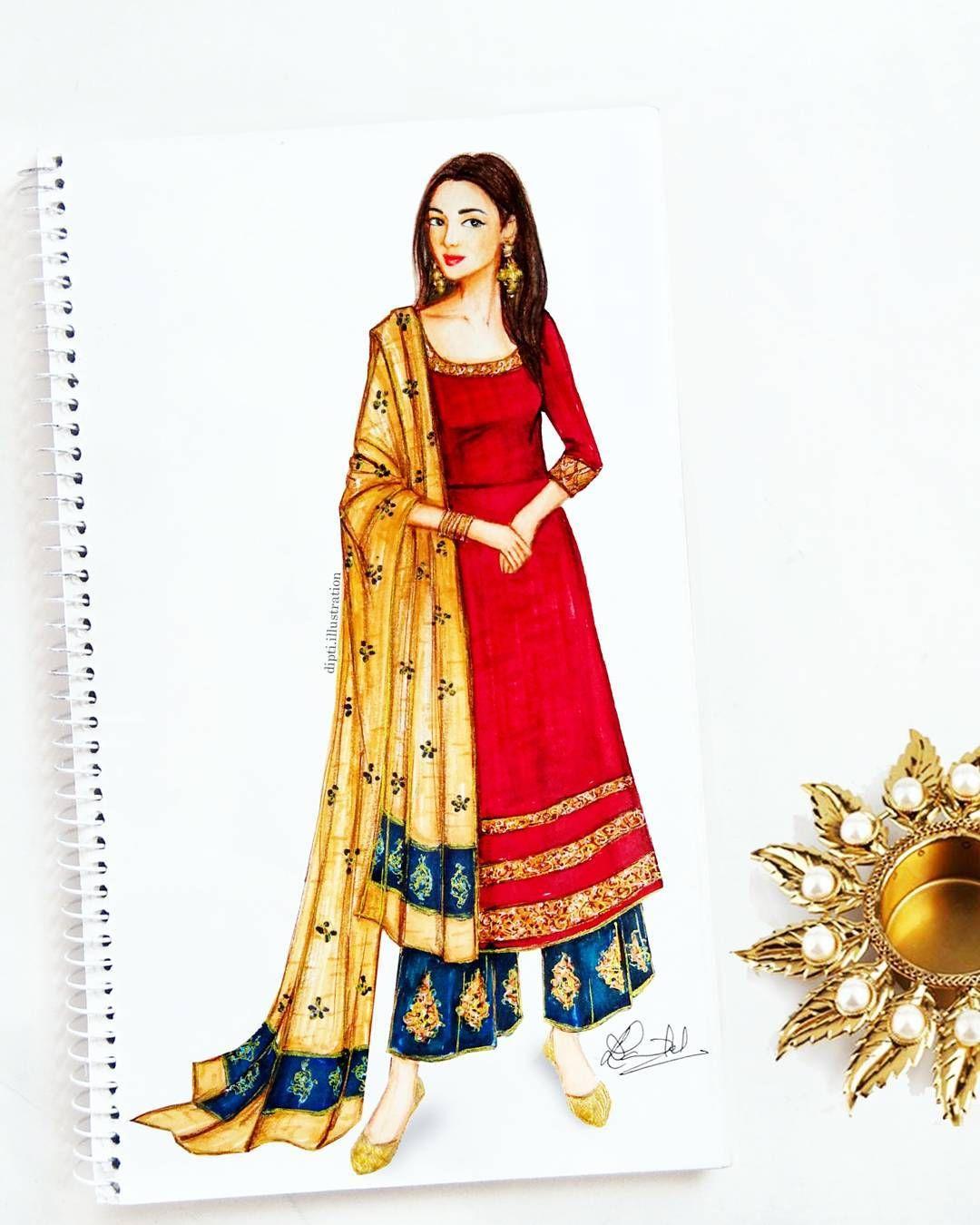 Pin On Fashion Sketches