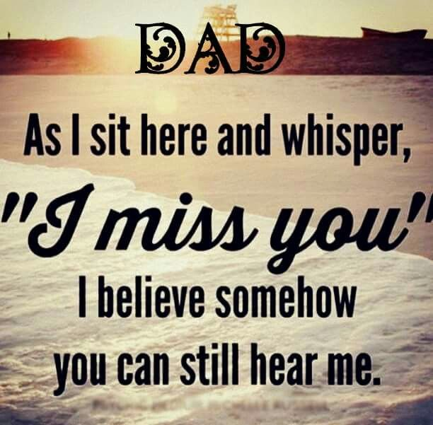 As I Sit Here And Whisper I Miss You I Believe Somehow You Can