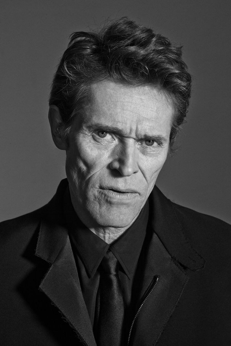 Willem #Dafoe photographed by Tim Barber
