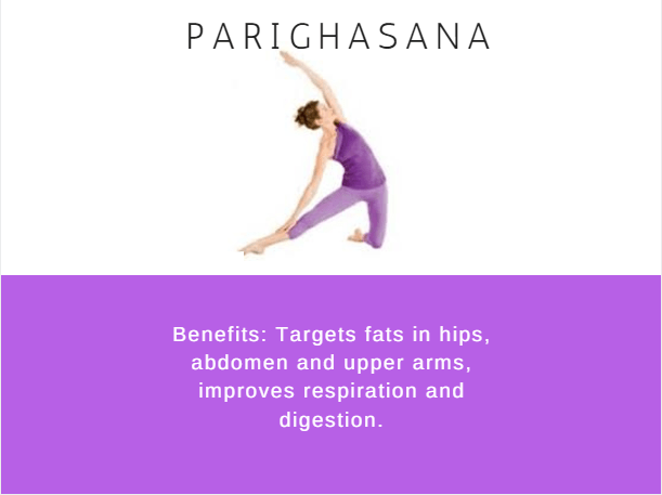 Parighasana Ramdev Baba Yoga For Weight Loss Yogapractice Yogachallenge Yogalove Yogafit Fit Workout Health Fitness GetHealthy