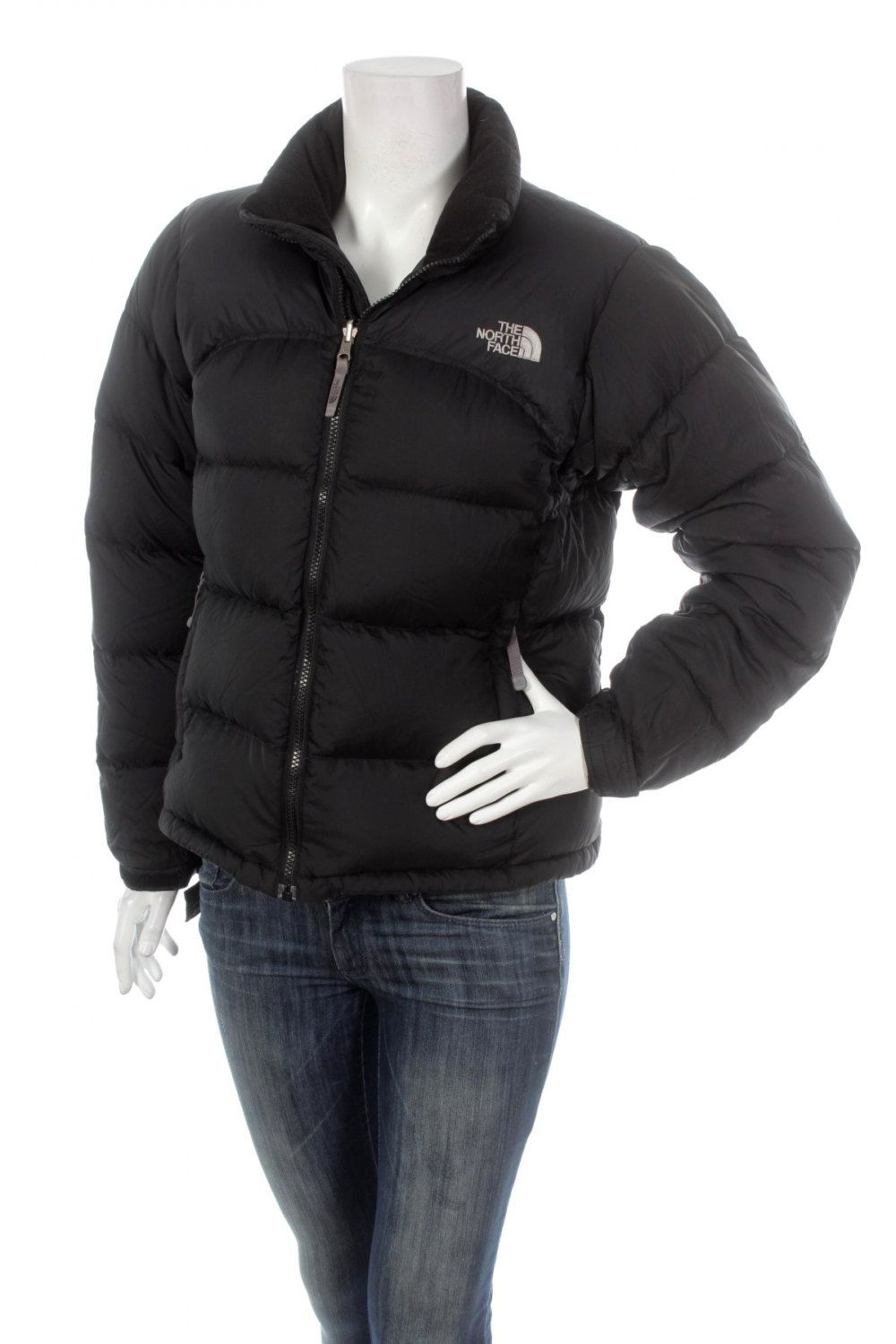 37b2620d7 The North Face Women's 700 Down Fill Nuptse Jacket Small Black by ...