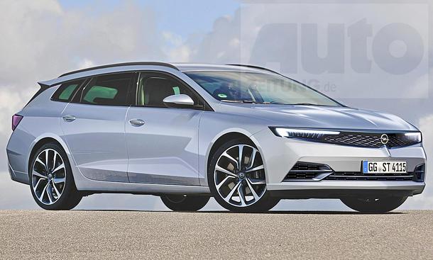 Opel Insignia 2023 Erste Informationen Autozeitung De New Opel Autozeitung Opel Corsa