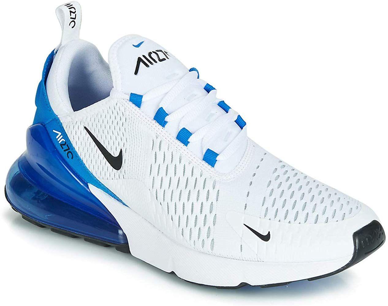 Nike Herren Air Max 270 Leichtathletikschuhe, Mehrfarbig