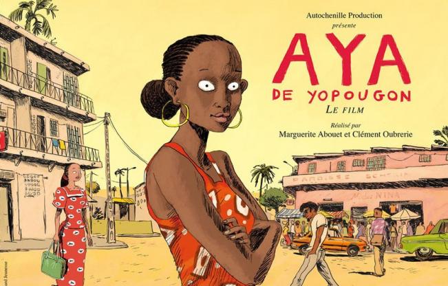 La Bande Dessinée «Aya de Yopougon» adaptée prochainement au cinéma   Je Wanda Magazine
