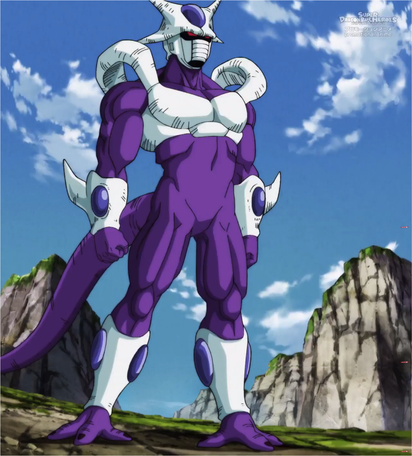 Cooler Second Form - Dragon Ball Z