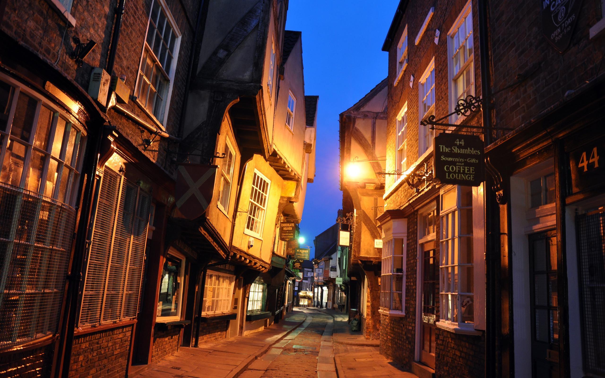 The Sambles, York