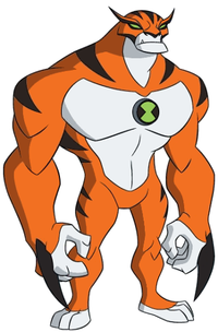 Rath Ben 10 Alien Force Ben 10 Para Colorear Ben 10 Omniverse
