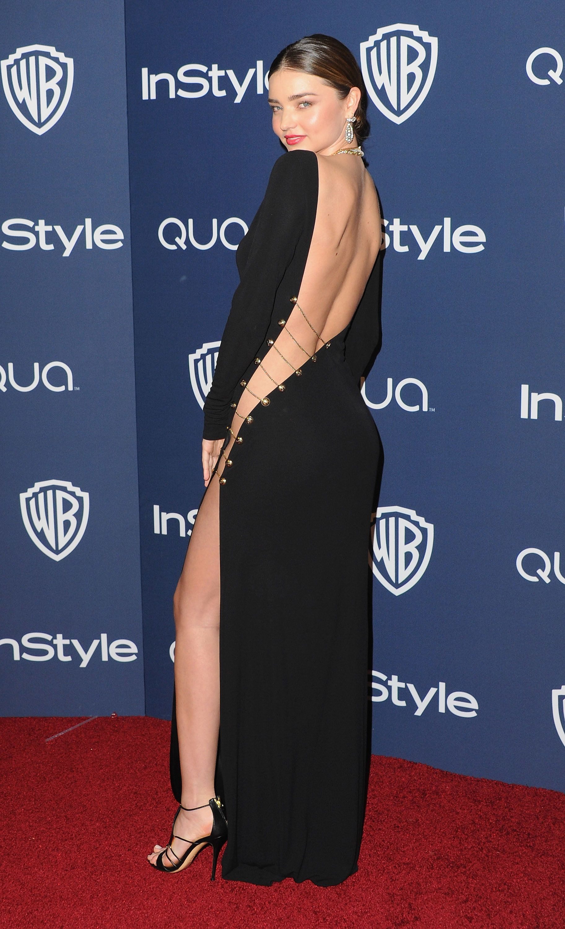 d8a3b3cd6ba8c Miranda Kerr Might Just Need a Few More Safety Pins For That Dress ...