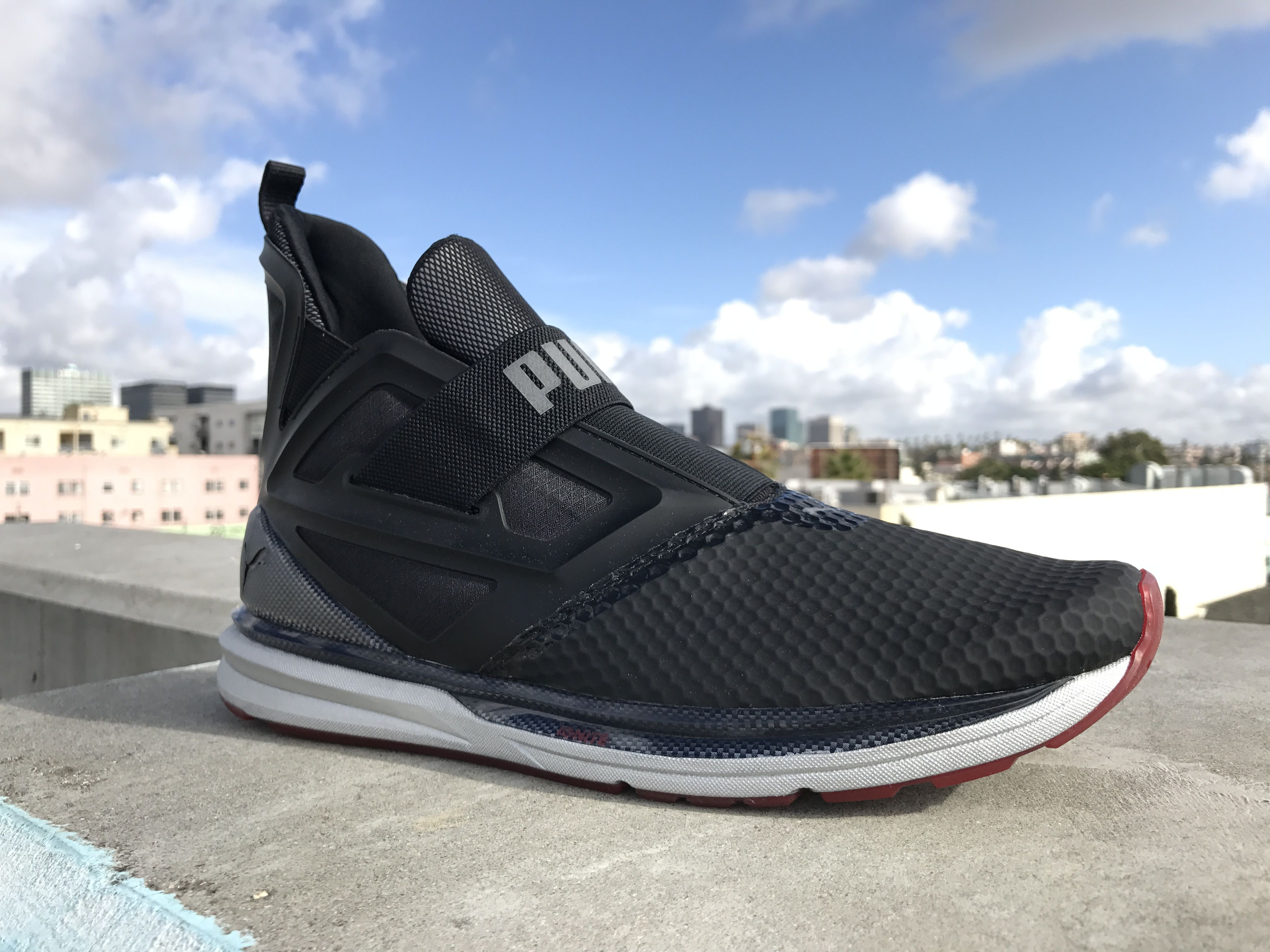 foot locker puma ignite