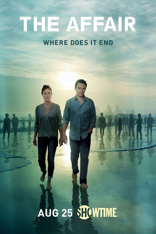 The Affair Staffel 5 Poster Erwachsen Werden Serien Psychologisch