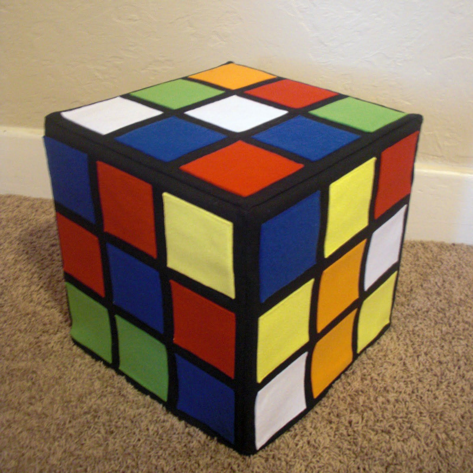 Project  2 in my Rubik s Cube series! Yes! It s true! I upsized my Squishy Rubik s  Cube into a 16