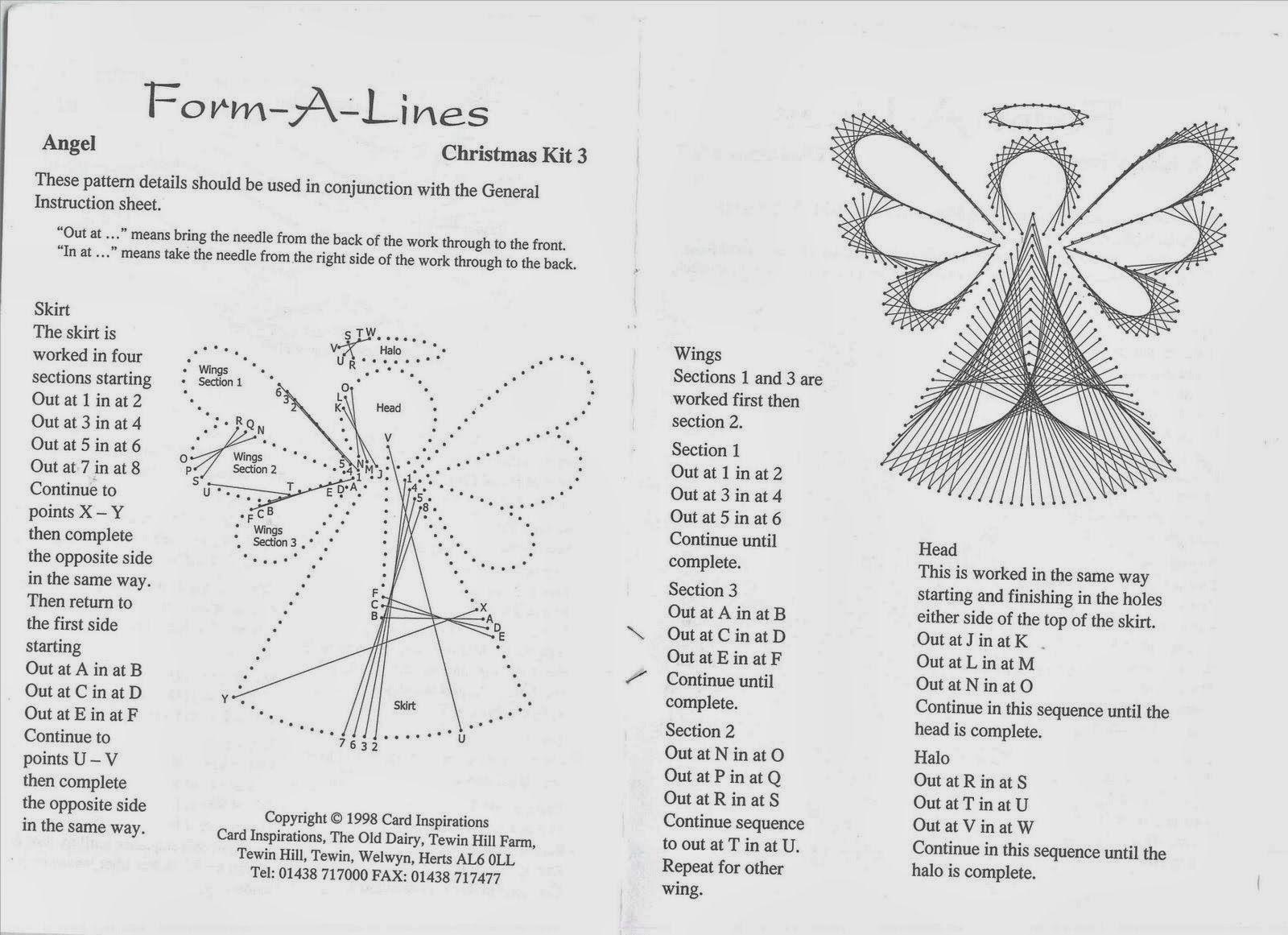 haft matematyczny wzory - Busca de Google | String art | Pinterest ...