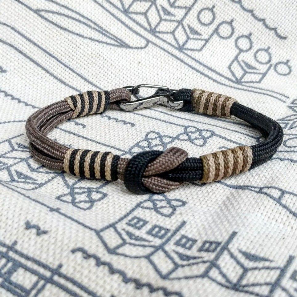 Viking  bracelet  Scandinavian  jewelry  gift for  him  paracord  bracelet  parachute  cord   viking cuff   biker bangle