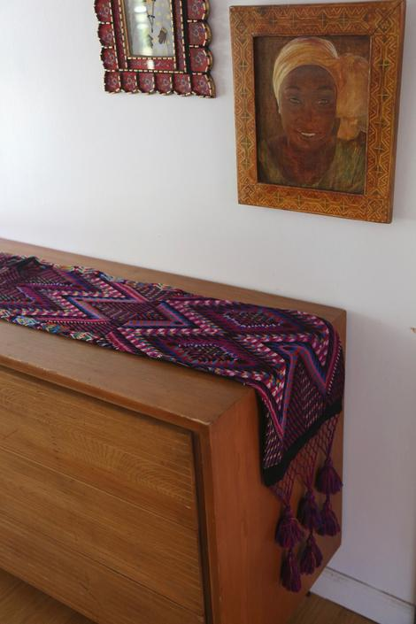 Decor ShopFolkProject Decor, Wool bed cover, Mexican rug