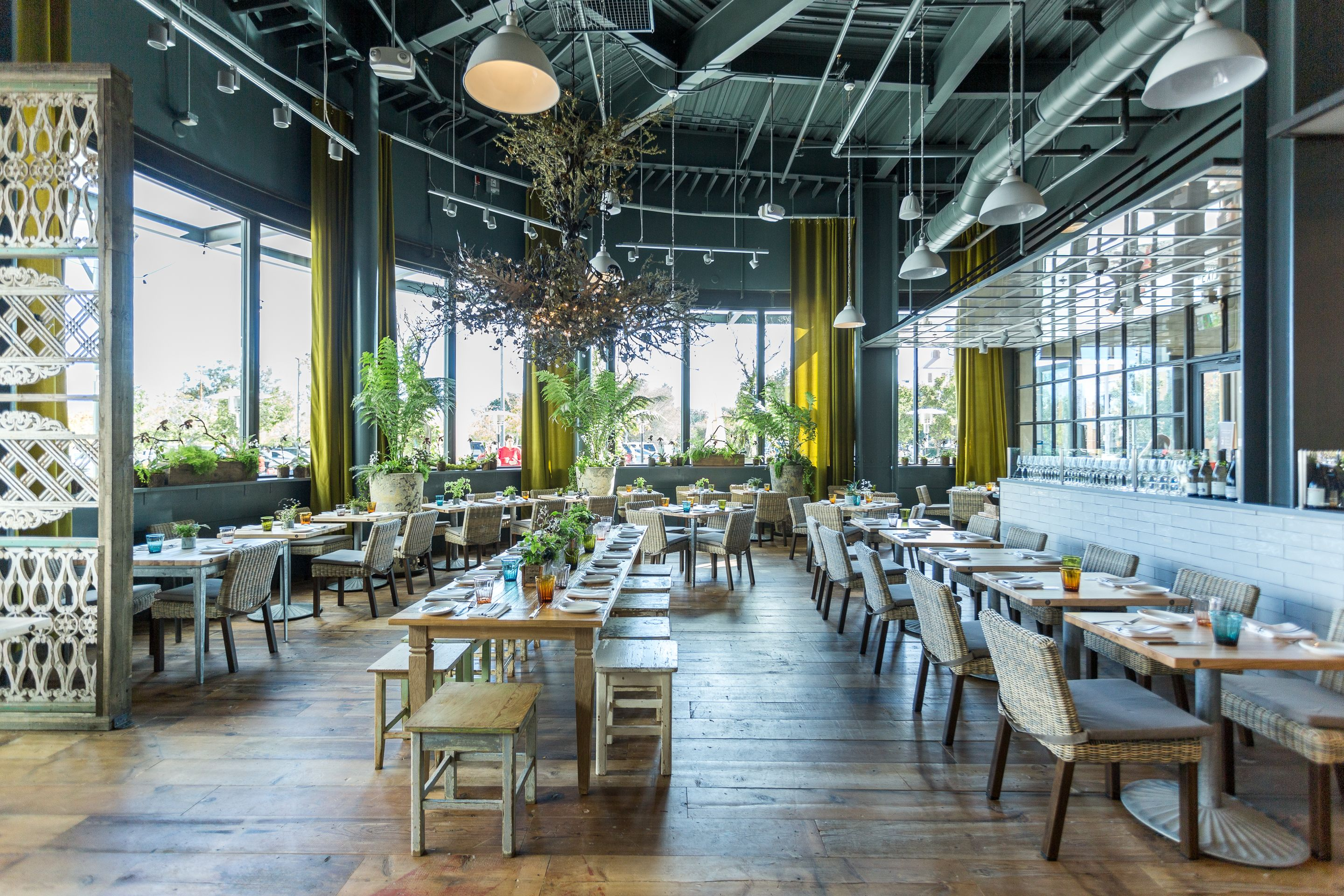 Terrain Cafe Opens In Palo Alto S Anthropologie Co Farmhouse