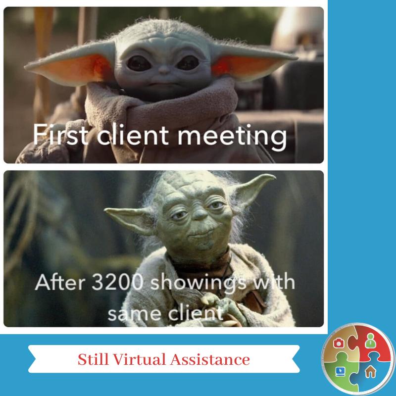 Real Estate Humor Realtor Humor Yoda Meme Star Wars Memes