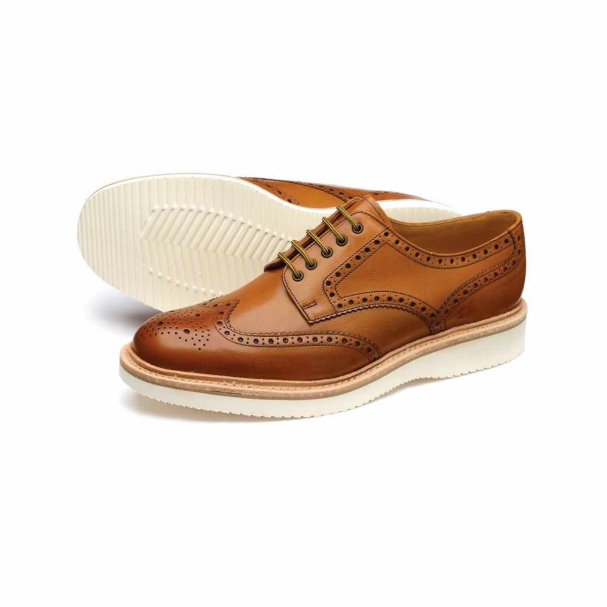 Buy Loake Cobra Vipe Soled Shoes from