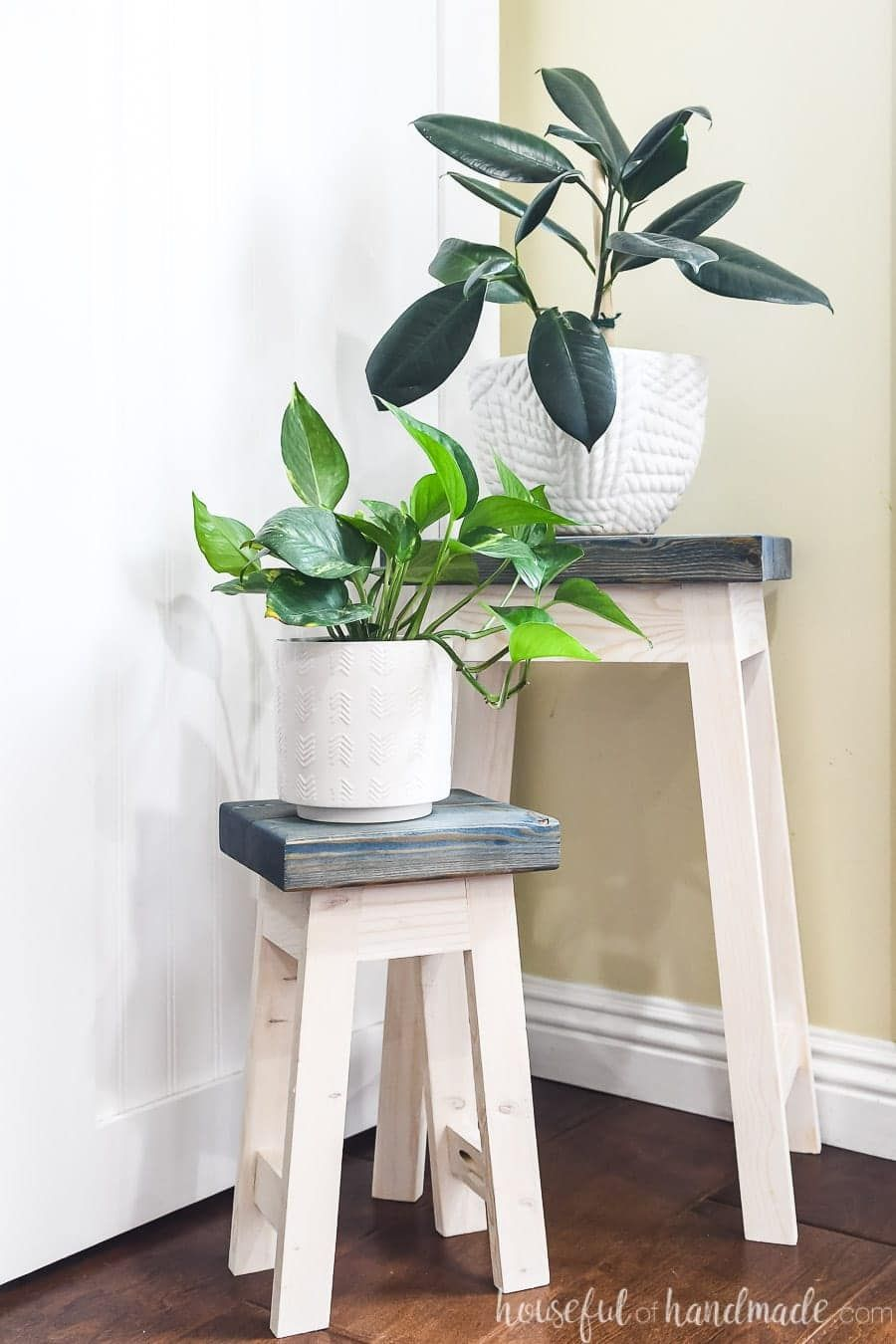 Nesting Plant Stands Build Plans Small House Plants Diy Plant Stand Wood Plant Stand