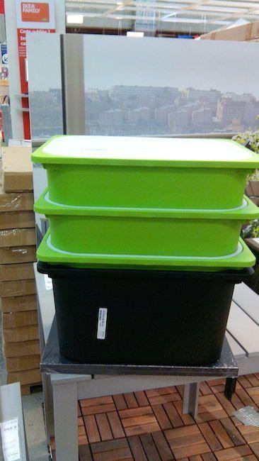 Lombricomposteur fait maison | COMPOST | Lombricomposteur, Jardinage et Composteur maison