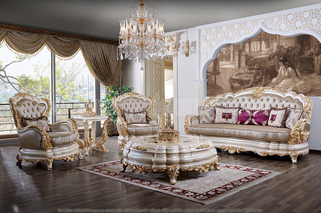 Herkül Koltuk Takımı Luxury home furniture, Luxury